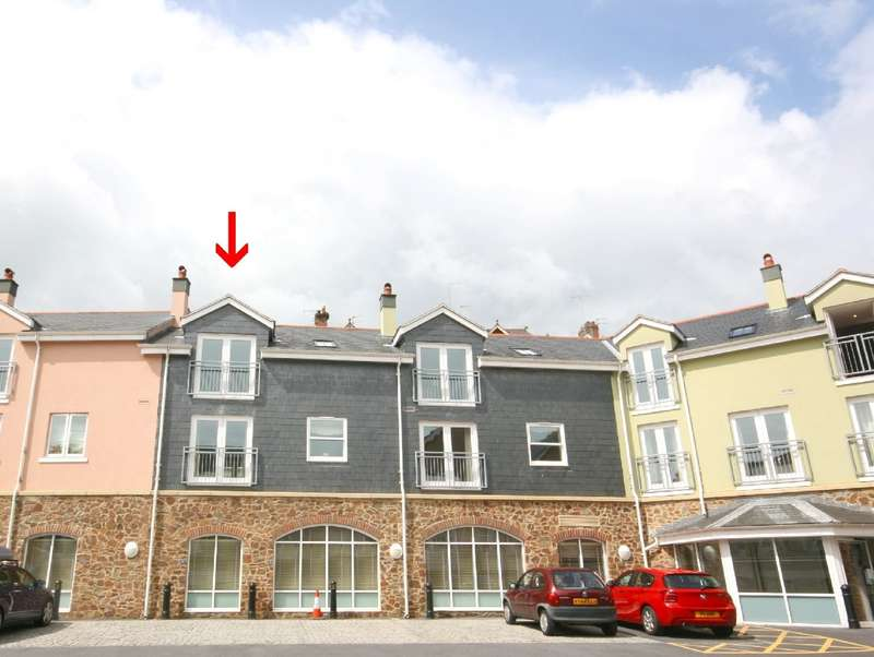 2 Bedrooms Apartment Flat for sale in 41 Dart Marina, Dartmouth