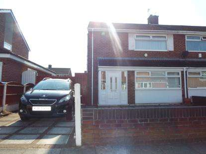 3 Bedrooms Semi Detached House for sale in Melling Way, Liverpool, Merseyside, L32