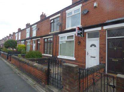 2 Bedrooms House for sale in Samuel Street, Warrington, Cheshire, WA5