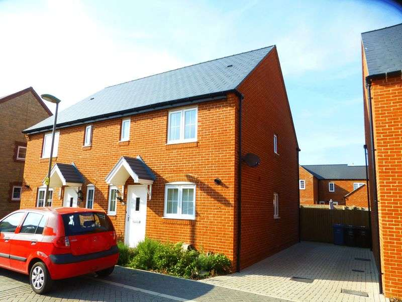 3 Bedrooms Semi Detached House for sale in Catterick Road, Bicester