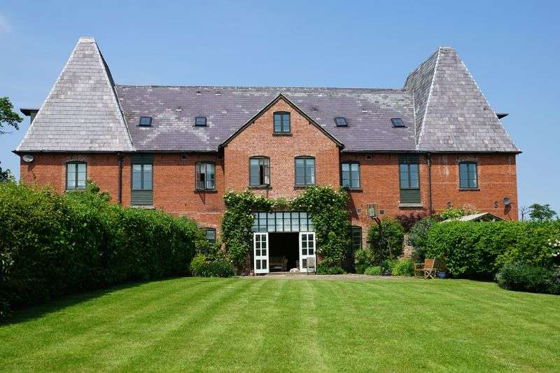 6 Bedrooms Terraced House for sale in Munsley, Ledbury, Herefordshire HR8 2SH