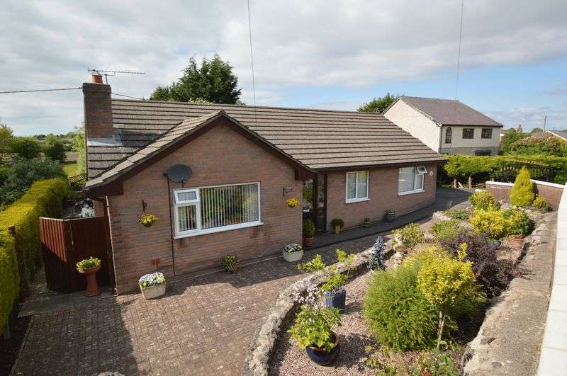 3 Bedrooms Detached Bungalow for sale in Brynford