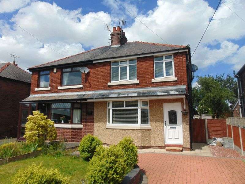3 Bedrooms Semi Detached House for sale in Elton Road, Sandbach