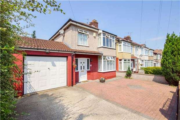 3 Bedrooms End Of Terrace House for sale in Forest Road, Kingswood, BRISTOL, BS15 8EQ