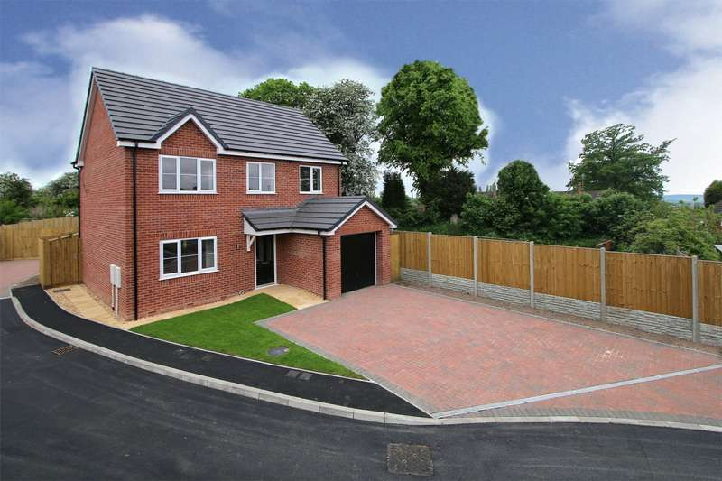 4 Bedrooms Detached House for sale in New Park Mews, Pensnett