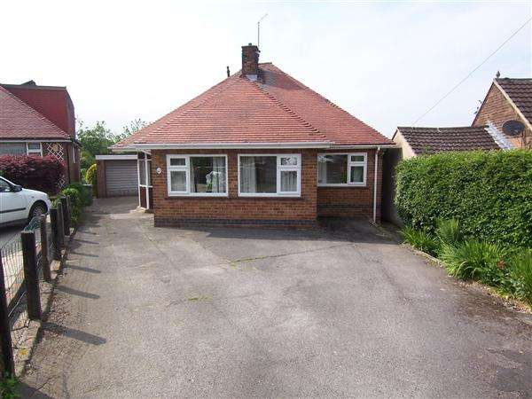 2 Bedrooms Bungalow for sale in Ford Avenue, Loscoe