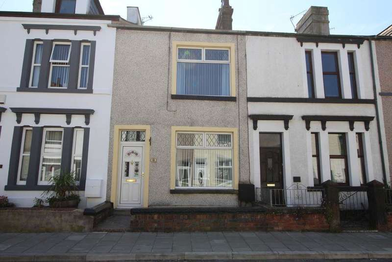 2 Bedrooms Terraced House for sale in Lapstone Road, MILLOM