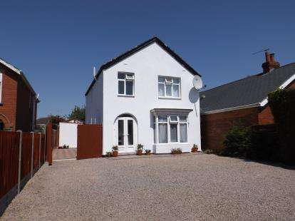 3 Bedrooms Detached House for sale in Tower Road, Boston, Lincolnshire