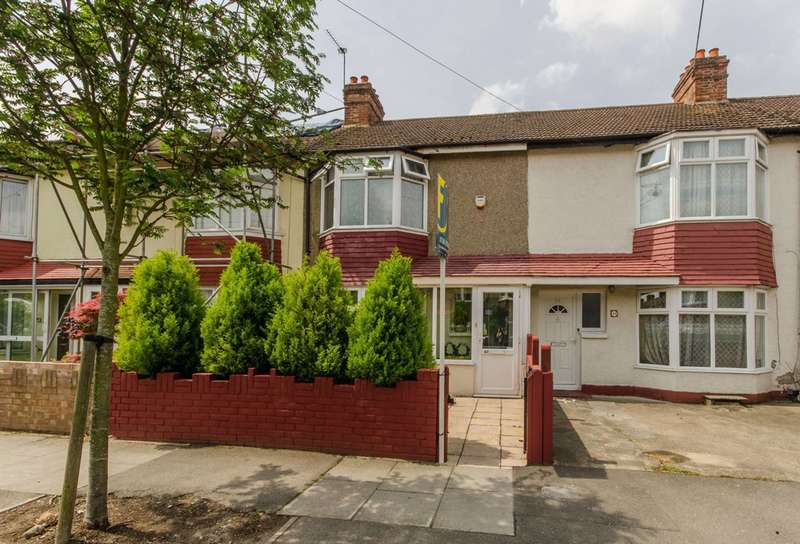 3 Bedrooms House for sale in Glebe Avenue, Mitcham, CR4