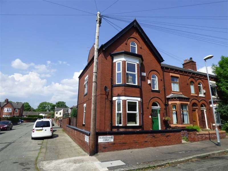 4 Bedrooms Property for sale in Derbyshire Road, NEWTON HEATH, Manchester, M40