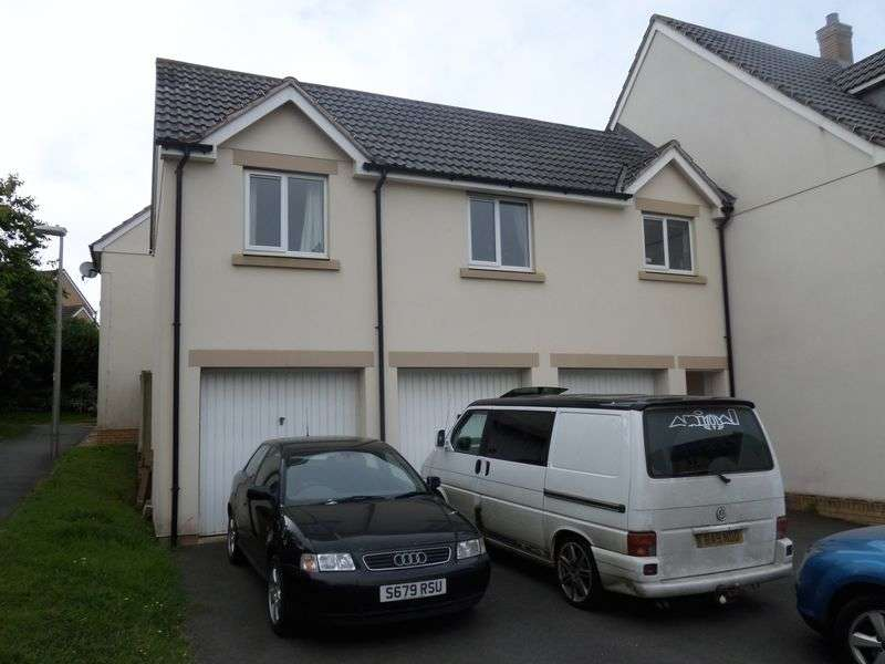 1 Bedroom Flat for sale in Biddiblack Way, Bideford