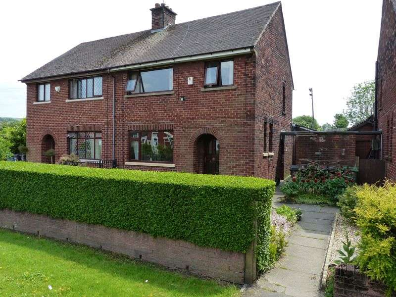 4 Bedrooms Semi Detached House for sale in Duchess Street, Shaw