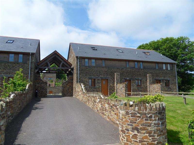 3 Bedrooms House for sale in Dartmouth Green, Totnes