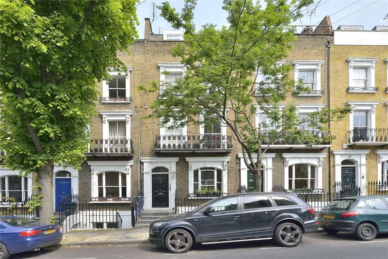 1 Bedroom Flat for sale in Huntingdon Street, London, N1
