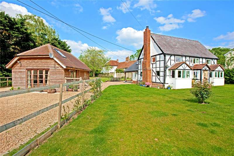 3 Bedrooms Detached House for sale in Hungerford Lane, Shurlock Row, Berkshire, RG10
