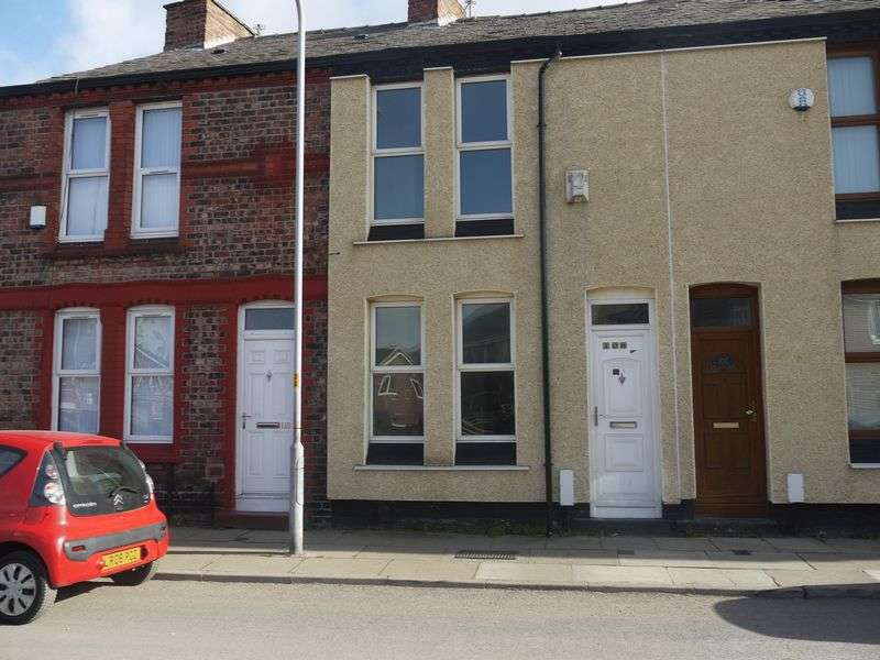 2 Bedrooms Terraced House for sale in Gray Street, Bootle