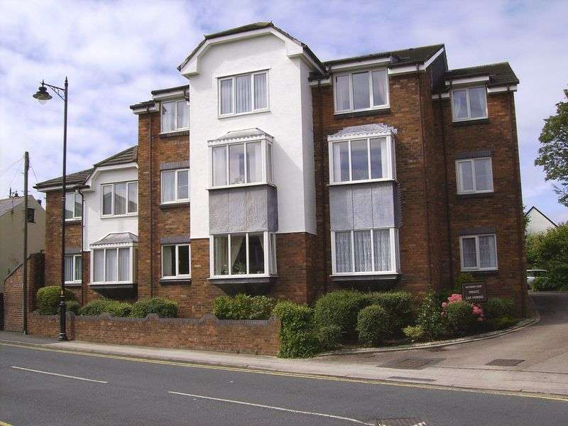 2 Bedrooms Retirement Property for sale in Alexander Court, Poulton-le-Fylde, FY6 7BQ