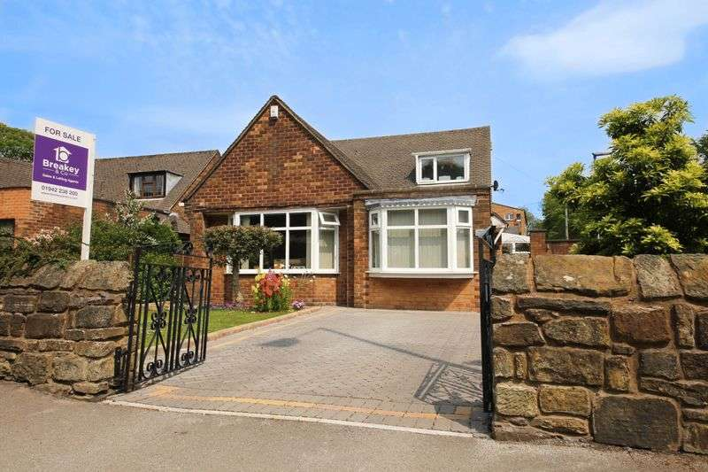 4 Bedrooms Detached House for sale in Wigan Lane, Wigan