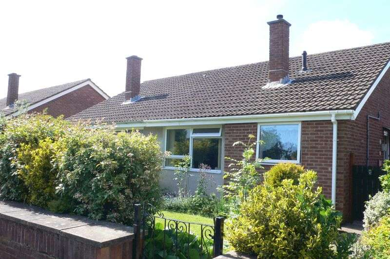 2 Bedrooms Semi Detached Bungalow for sale in Mill Lane, Caldicot