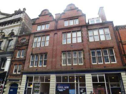 2 Bedrooms Flat for sale in Rehearsal Rooms, 115-119 Westgate Road, Newcastle Upon Tyne, Tyne and Wear, NE1