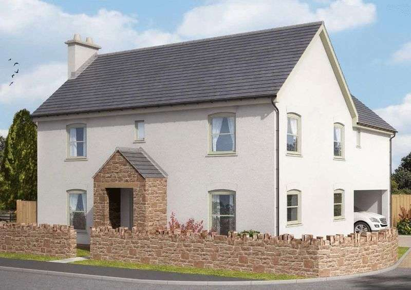 4 Bedrooms Detached House for sale in Plot 1 The Hemmingway, The Orchard, Staunton, GL16 8PA