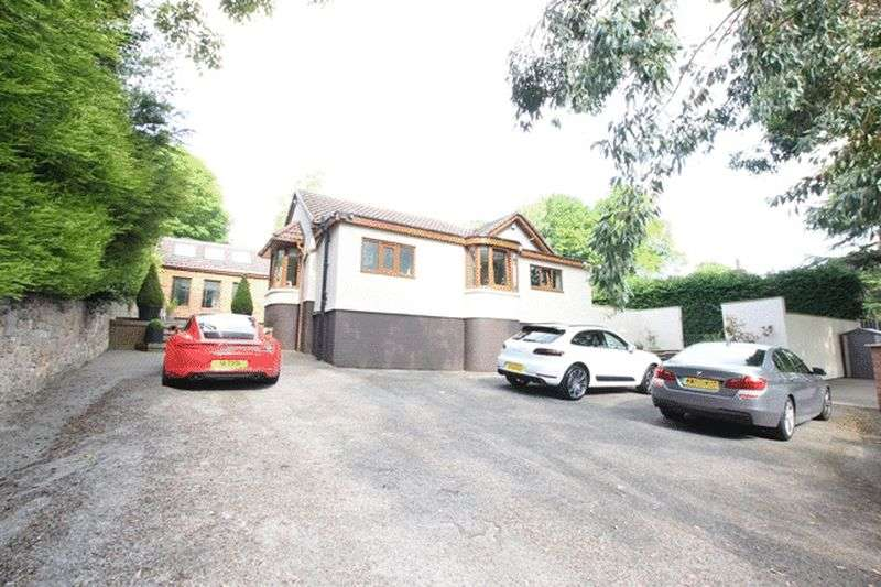 4 Bedrooms Detached House for sale in Noctorum Road, Prenton, Wirral