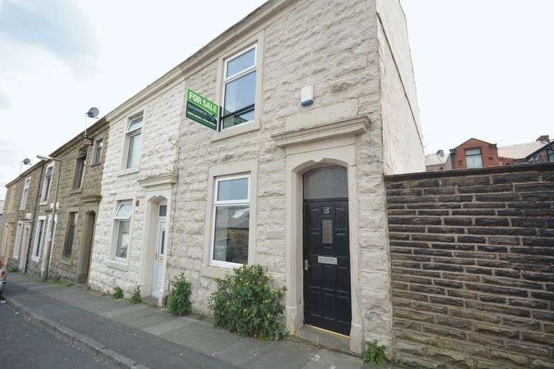 3 Bedrooms Terraced House for sale in School Street, Rishton