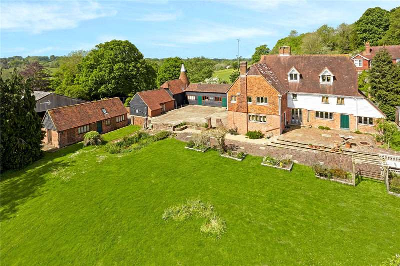 6 Bedrooms Detached House for sale in Riverhall Hill, Wadhurst, East Sussex, TN5
