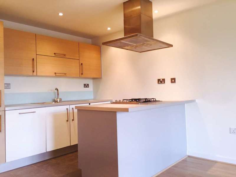 2 Bedrooms Apartment Flat for sale in Queen Mary Avenue, South Woodford