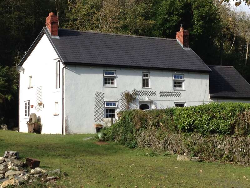 5 Bedrooms Farm House Character Property for sale in Conwyl Road, Cwmduad, Carmarthenshire, SA33