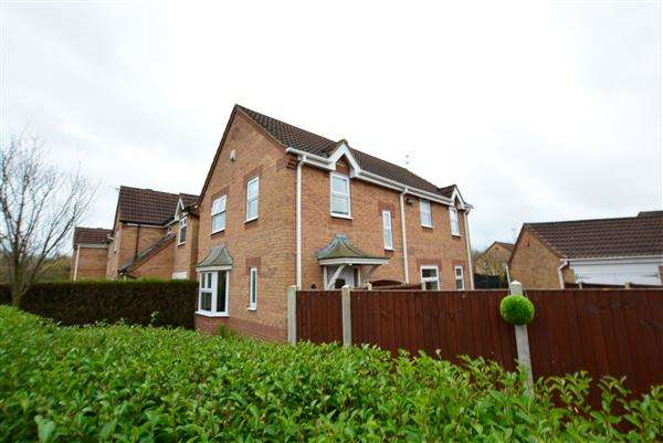 5 Bedrooms Detached House for sale in Collingtree Avenue, Winsford
