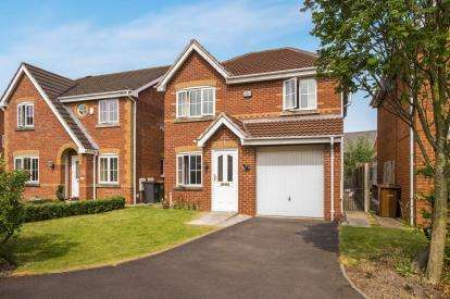 4 Bedrooms Detached House for sale in Park Close, Ribbleton, Preston, Lancashire, PR2