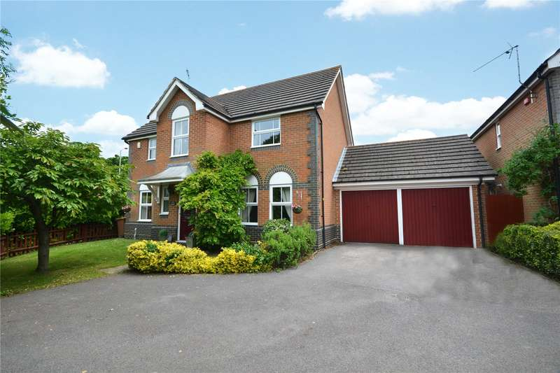4 Bedrooms Detached House for sale in Dunford Place, Binfield, Bracknell, Berkshire, RG42
