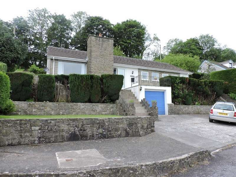 3 Bedrooms Detached Bungalow for sale in Sunny Hill, Llandysul