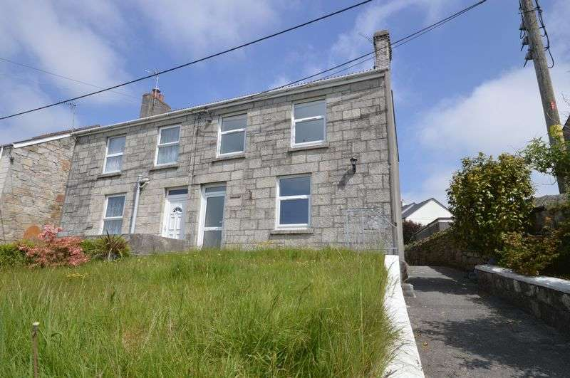 3 Bedrooms Semi Detached House for sale in St. Georges Road, St. Austell