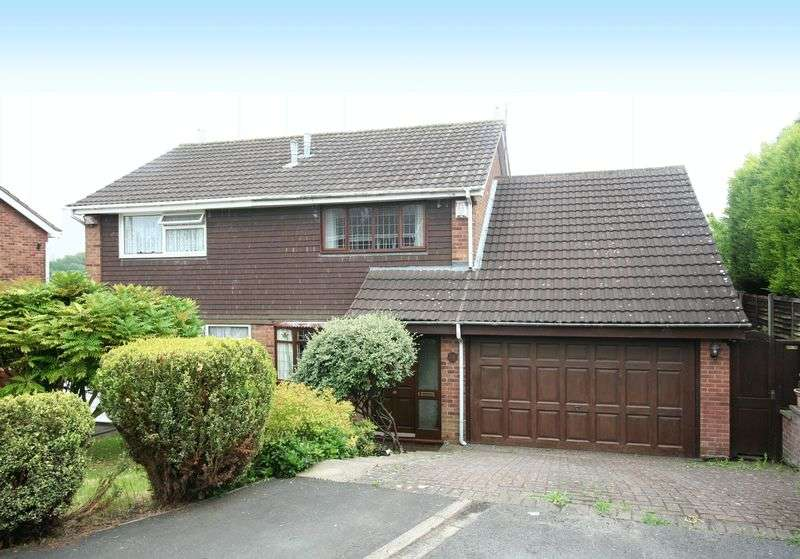 3 Bedrooms Semi Detached House for sale in KINGSWINFORD, Camberley Road