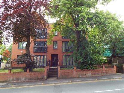 2 Bedrooms Flat for sale in Lime Delaunays Road, Manchester, Greater Manchester