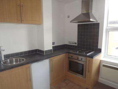 1 Bedroom Flat for sale in Crompton Street, Derby, Derbyshire