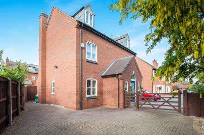 5 Bedrooms Link Detached House for sale in Binton View, Stratford-Upon-Avon, Warwickshire