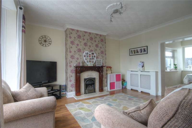 3 Bedrooms Terraced House for sale in Auckland Terrace, Shildon, County Durham, DL4