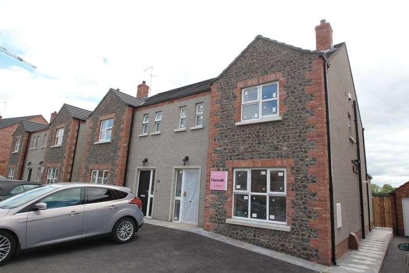 3 Bedrooms Semi Detached House for sale in Site 69 Bocombra Meadows, Portadown