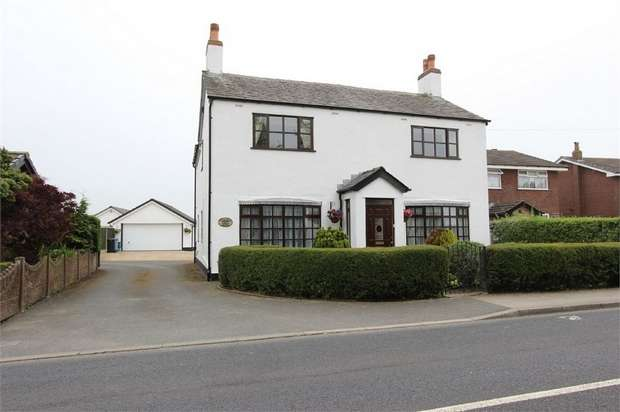4 Bedrooms Detached House for sale in Lancaster Road, Pilling, Preston, Lancashire