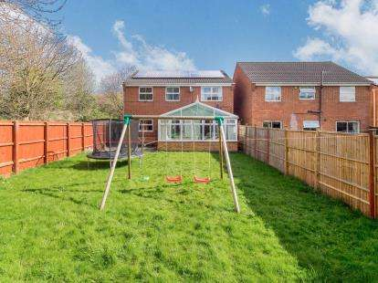 6 Bedrooms Detached House for sale in Hillingdon Avenue, Nuthall, Nottingham, Nottinghamshire