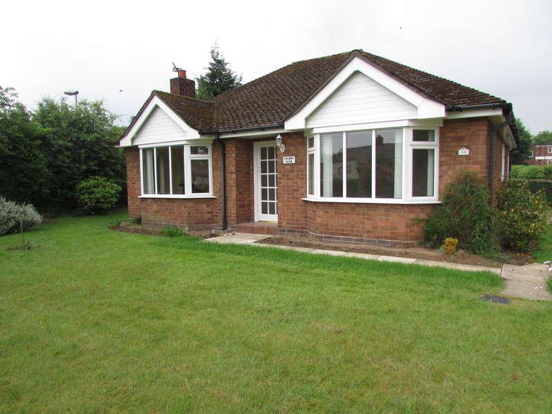 2 Bedrooms Detached Bungalow for sale in Church Lane, Weaverham