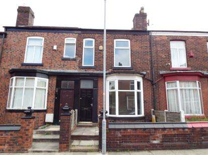 3 Bedrooms Terraced House for sale in Hilden Street, Bolton, Greater Manchester, BL2