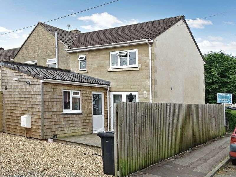 3 Bedrooms Terraced House for sale in Padfield Gardens, Melksham