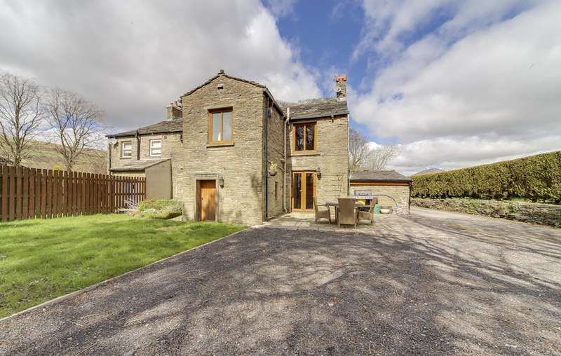 5 Bedrooms Property for sale in Higher Constable Lee, Rawtenstall, Rossendale
