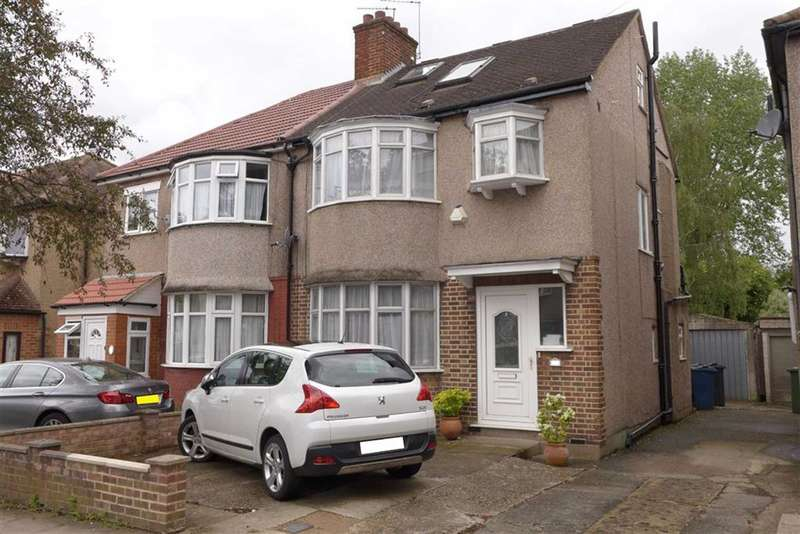4 Bedrooms Property for sale in Kenmore Avenue, Harrow, Middlesex