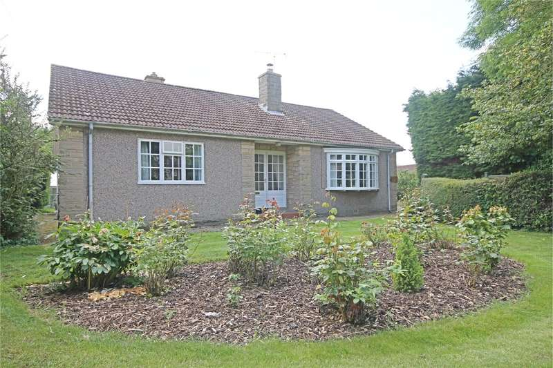 2 Bedrooms Detached Bungalow for sale in North Cowton, Northallerton, North Yorkshire, DL7