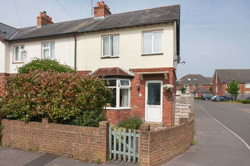 2 Bedrooms Terraced House for sale in St. James Square, Chichester